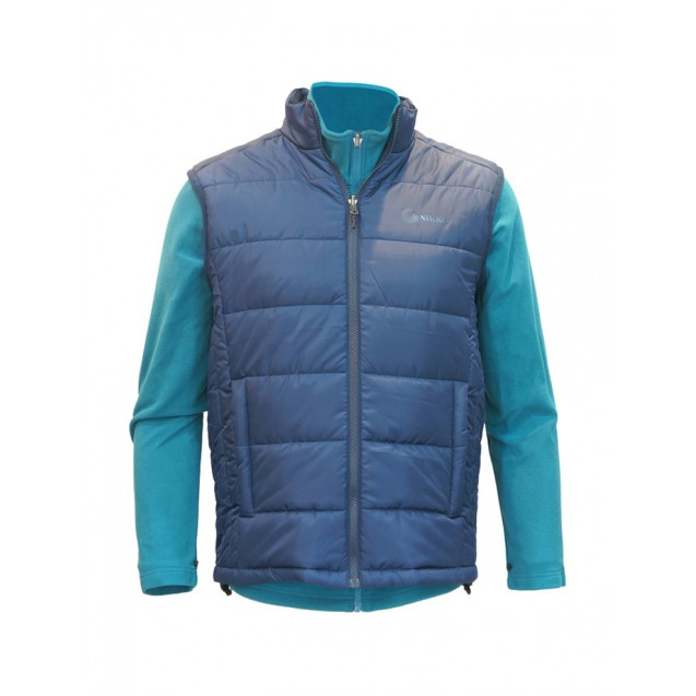 Men 4 in 1 All Condition Jacket (padded vest/ fleece jacket) NJB-3117037