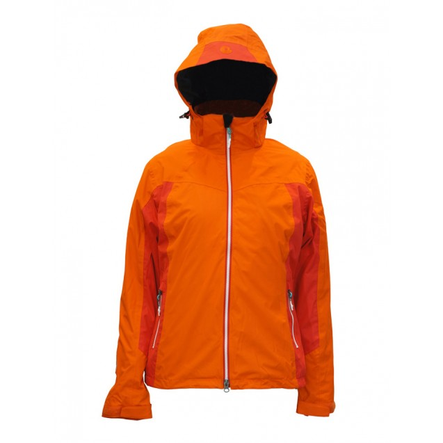 Women 4 in 1 All Condition Jacket (Fleece Jacket+Padded Vest) NJB-3217040