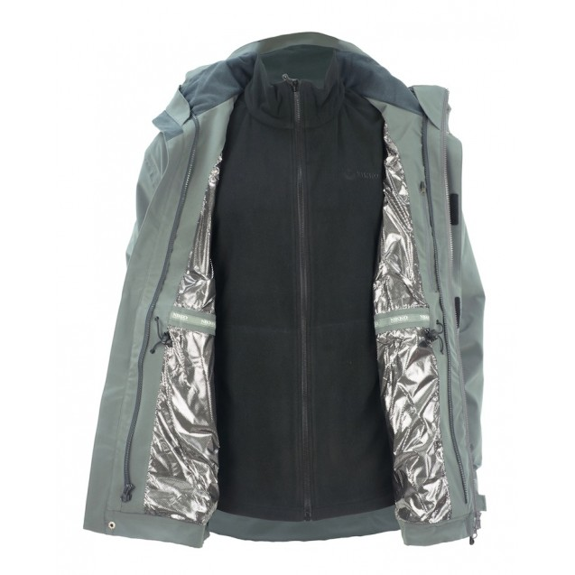 Men 3 in 1 All Condition Jacket (Fleece Jacket)  NJB-3118064