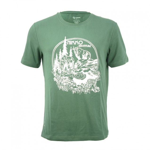 男裝棉T恤 NTA-3149011
